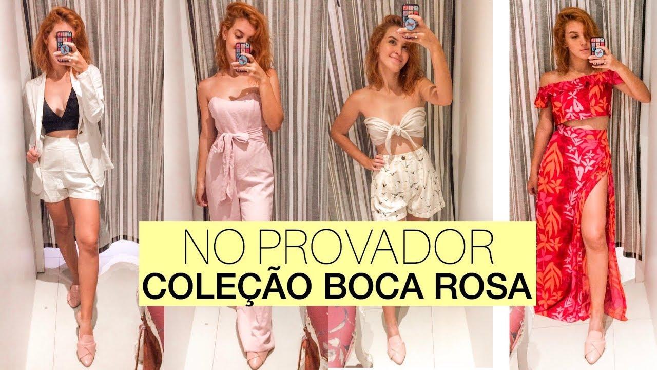 b28ff05ae No Provador Coleção BOCA ROSA - Bianca Andrade para Aquamar | Andressa  Gusmão