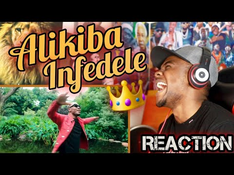 Download Alikiba - Infidèle (Official Music Video)REACTION