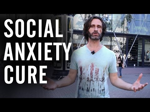The Truth about Social Anxiety  James Marshall's Solution for verts