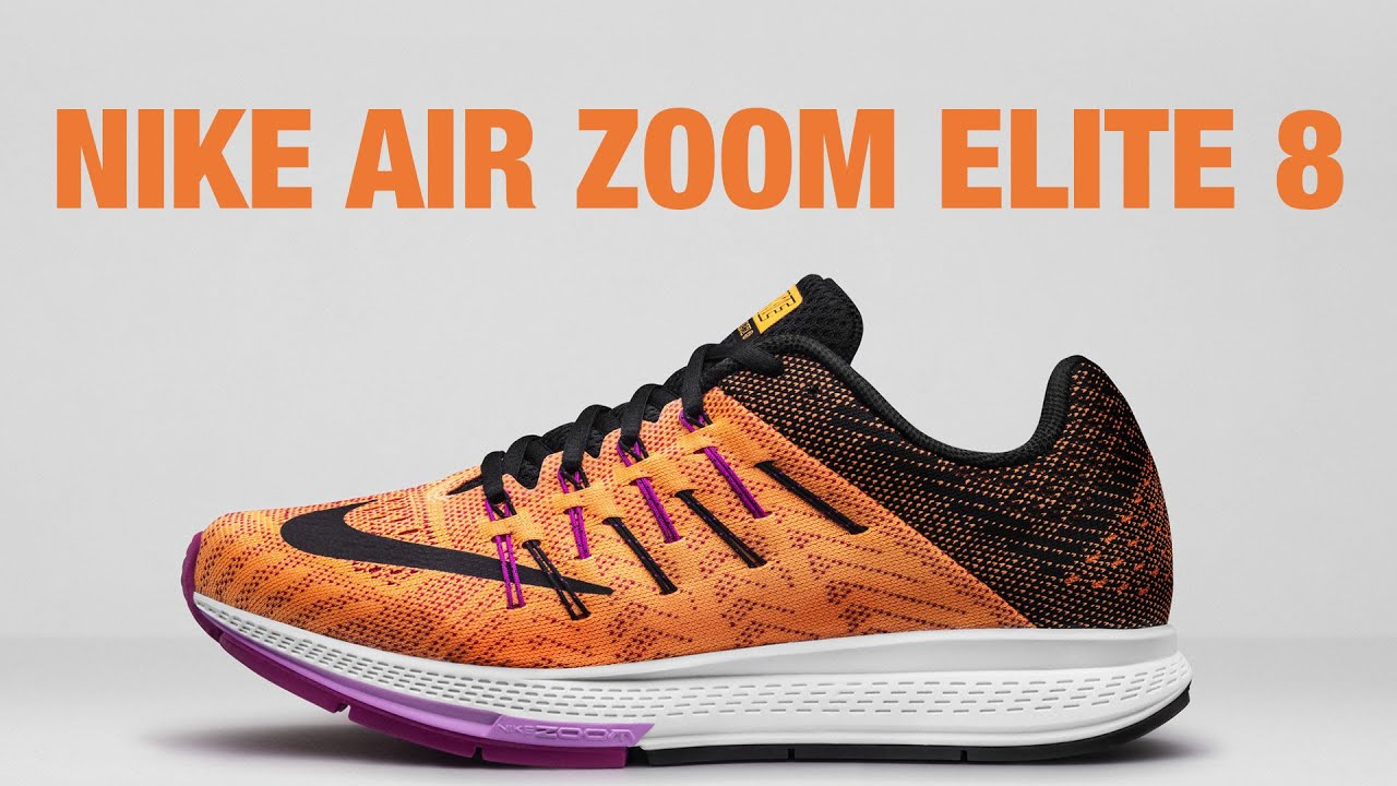 55d4b2d27caa7 Nike Air Zoom Elite 8 Recensione Review - YouTube