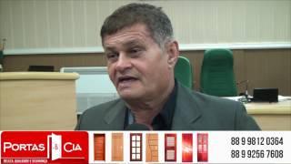 Jeovan Barbosa falou de sua volta como vereador de Morada Nova