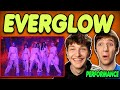 EVERGLOW  'FIRST' The Performance Stage REACTION!!