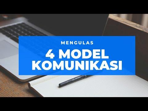 Mengulas 4 Model Komunikasi, Apa Saja?
