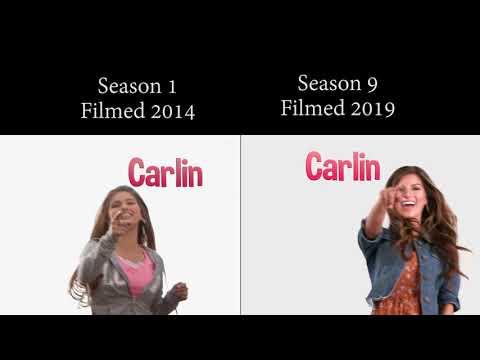 Bringing Up Bates Opening Comparison Season 1 / Season 9