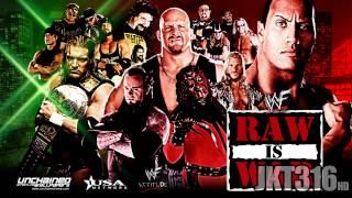 WWF Raw Is War 1998 Theme -
