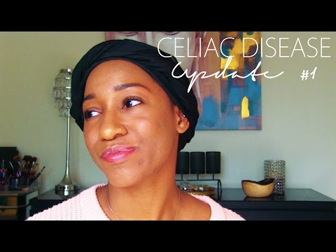CELIAC DISEASE UPDATE #1 · PAST SYMPTOMS + 3 MONTHS GLUTEN FREE