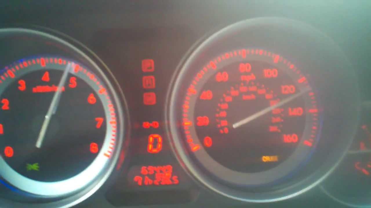 Mazda6 S V6 0-TOP SPEED 132 - YouTube
