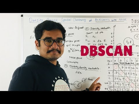 Machine Learning | DBSCAN