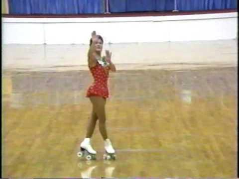 Tina Kneisley - 1984 World Class Ladies Singles Final