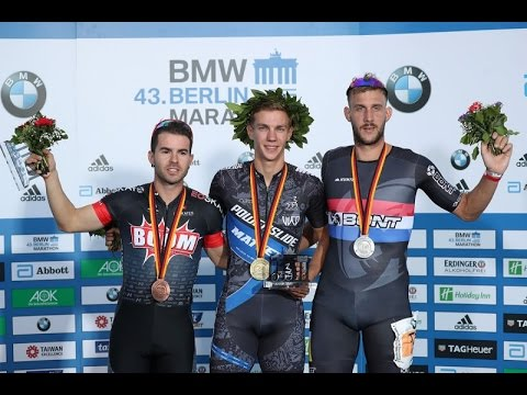 Berlin Inline Marathon 2016 FULL RACE