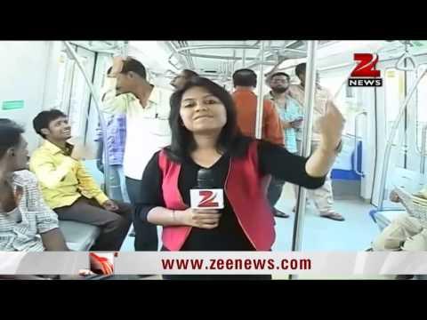 Mumbai Metro: Mumbaikars' first much-awaited ride