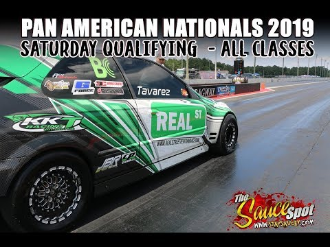 Pan American Nationals 2019: Saturday Qualifying Action!