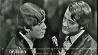 """Os Vips cantam """"Faça alguma coisa pelo nosso amor """" - 1967"""