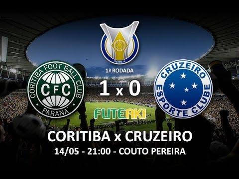 Melhores momentos de Coritiba 1x0 Cruzeiro pela 1ª rodada do Brasileirão 2016