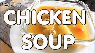Chef Ricardo Chicken Soup Recipe Coming Very Soon !!