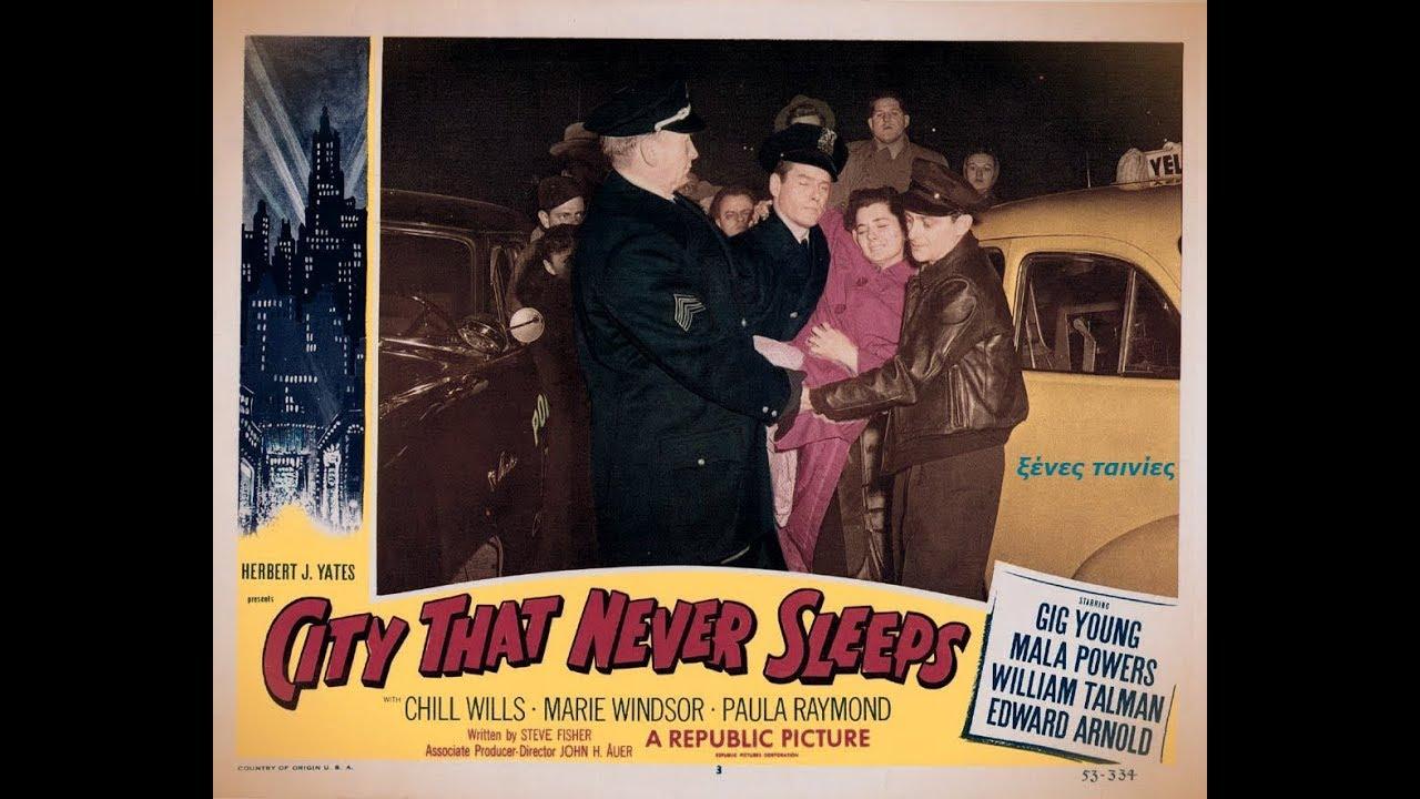 City That Never Sleeps 1953