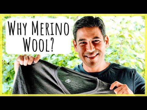 Why Your Next Shirt Should Be Merino Wool | Best Material for Travel Clothing