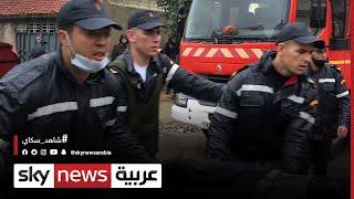 مصرع 28 شخصا داخل معمل نسيج غير مرخص في طنجة بسبب الأمطار