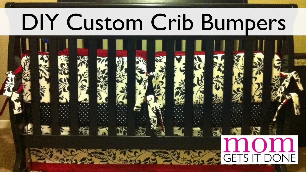 Crib Bumper Pattern Awesome Ideas