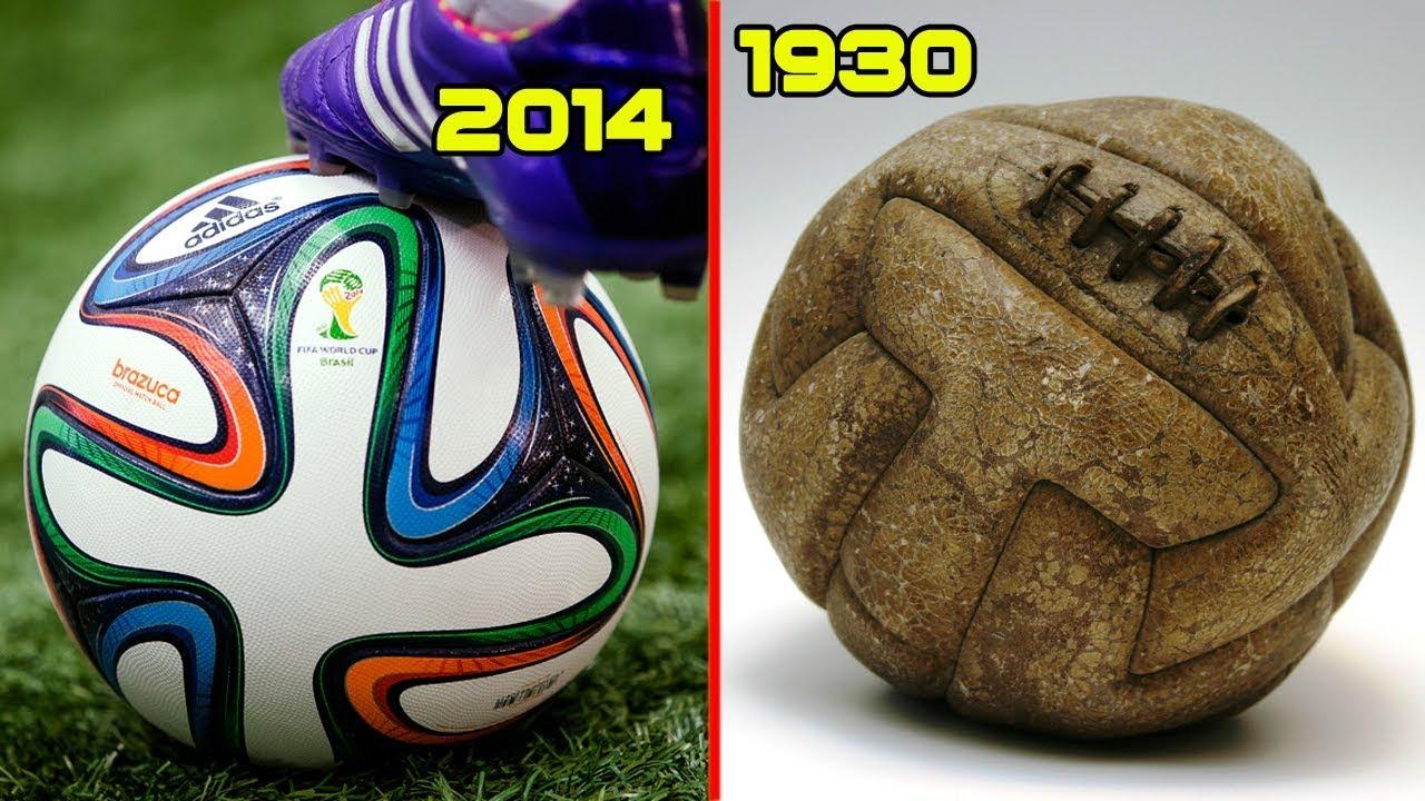 Quả bóng chính thức của World Cup và lịch sử phát triển từ năm 1930 - 2014