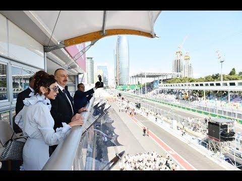 Bakıda keçirilən Formula-1 Azərbaycan Qran-Prisinə yekun vurulub