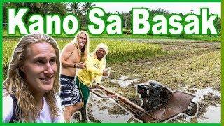 AMERIKANO NagTrabajo Sa BASAK! // Bohol Philippines
