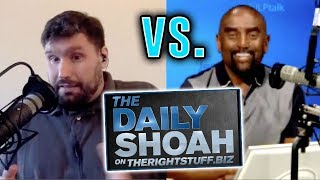 MIKE ENOCH vs. JESSE LEE PETERSON on The Daily Shoah! (VIDEO) - TheRightStuff.Biz - Alt-Right thumbnail