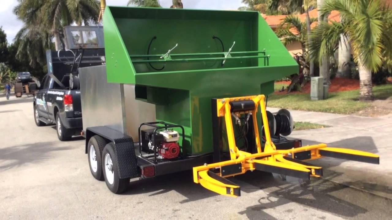 Wheelie Bin Cleaner Trash Bin Cleaning Device Trash Can