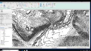 Part 1: Importing topographic GIS data into Revit using QGIS