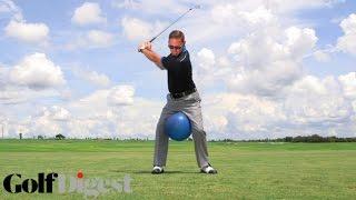 Sean Foley: Swing Like A Powerlifter