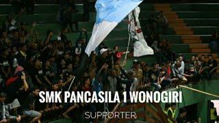 Video SMK PANCASILA 1 WONOGIRI Thnks SMA N 3 WONOGIRI (supporter) Lagu Sampai Kau Bisa (BCS) download MP3, 3GP, MP4, WEBM, AVI, FLV Juli 2018