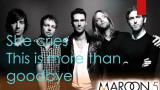 Maroon 5   Just a Feeling (lyrics video) by Timo