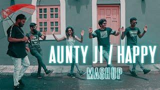 "Aunty Ji / Happy Mashup (Official Music Video)   Goan Band ""K7""   Goa, Inda"