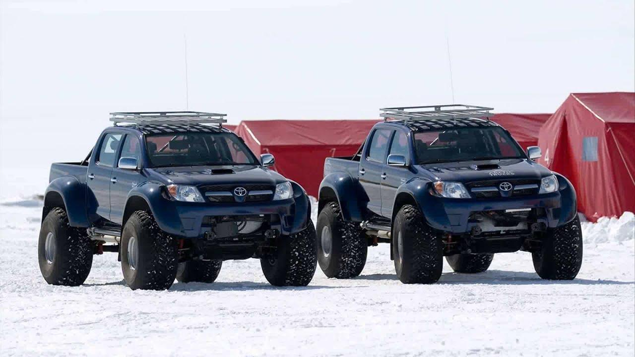 Toyota Hilux Youtube