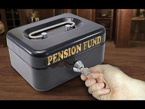 Pensions Are NOT Bankrupting States