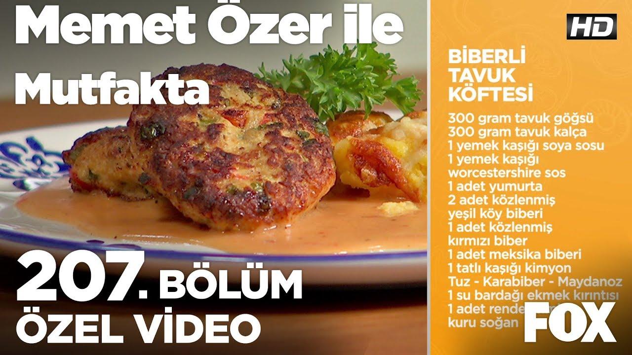 Tavuk Köftesi Yapımı Videosu