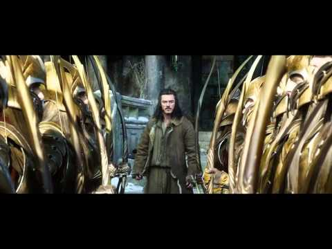 THE HOBBIT  THE BATTLE OF THE FIVE ARMIES   Official Trailer 2014 HD