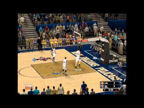 Probando NBA 2K14