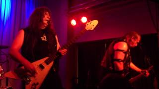 RAVEN - Lambs To The Slaughter (live) - 11.23.14