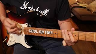 SOUL ON FIRE - GUGUN BLUES SHELTER (COVER BY DIKA BLUES)