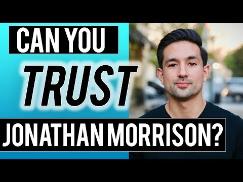 Can You Trust Jonathan Morrison/TLD Today?