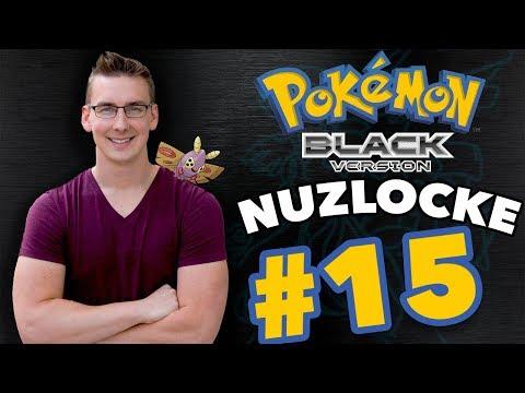 Pokemon Black Nuzlocke #15: A Grave Tower.