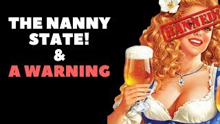 SJW'S GET BOOZE BANNED AT GAMING CONVENTIONS
