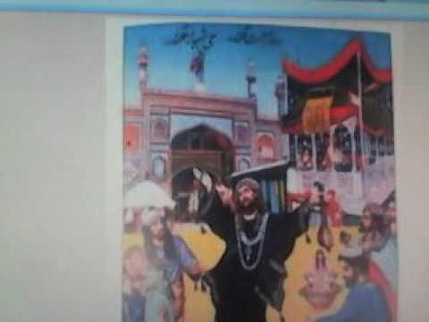 A...Hazrat Lal Shabaz Qalandar (R.A) Kalam