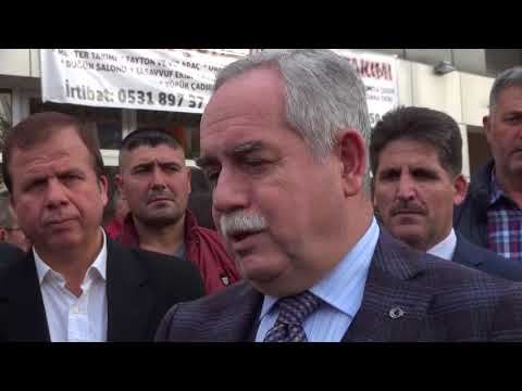 AK Parti Manisa Milletvekili Recai Berber...