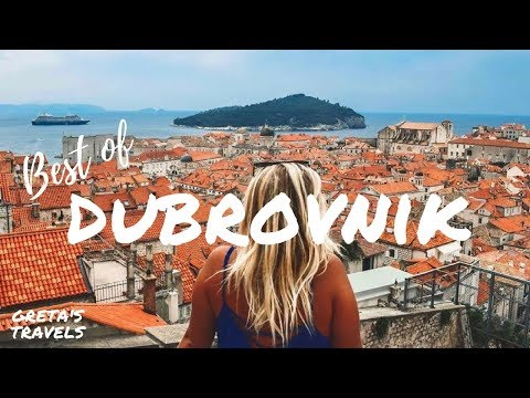 BEST OF DUBROVNIK! Old Town, Game of Thrones, Sunset Kayaking and more!