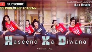 Haseeno Ka Deewana | Zumba Video | Kaabil | Hrithik Roshan, Urvashi Rautela | Choreog..Ajit Keshri