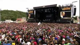 Lifehouse - Hanging By A Moment live (pinkpop 2011)