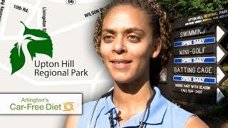 Car-Free Diet Shop Talk -- Upton Hill Regional Park