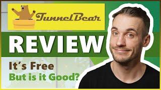 Tunnelbear VPN Review 2021 🐾 It's Free VPN, but can it unblock Netflix❓ screenshot 3